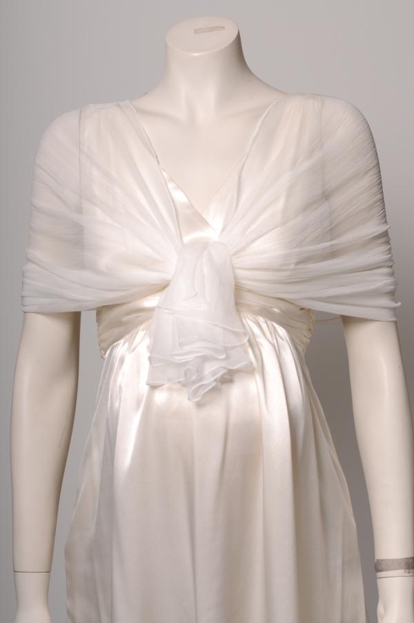 Ripe Maternity - Silk Chiffon Evening Wrap-0