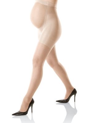 Spanx Power Mama - Full Length Maternity Pantyhose-0