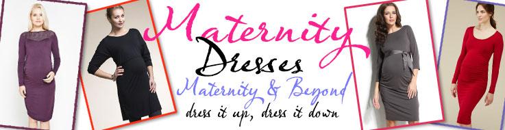 Maternity & Nursing Dresses