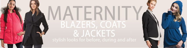 Coats, Jackets & Blazers