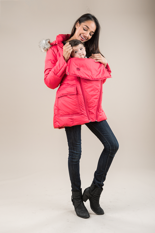 Red Delicious M Coat