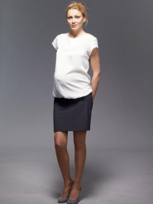 Slacks & Co. Brussels Slim Skirt in Black (Final Sale)-0