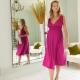 Vanessa Knox Sasha - Cross Front Maternity Dress-0