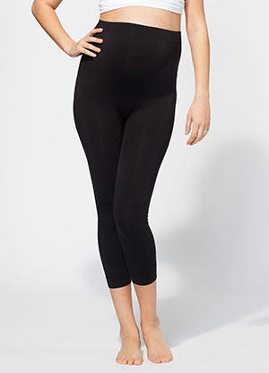 Ingrid & Isabel Capri Belly Leggings