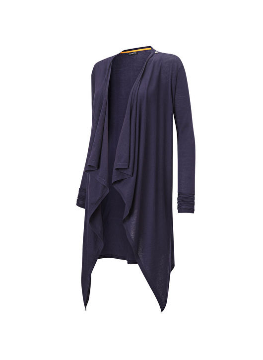 Harris maternity and nursing cardigan by Isabella Oliver in darkest navy
