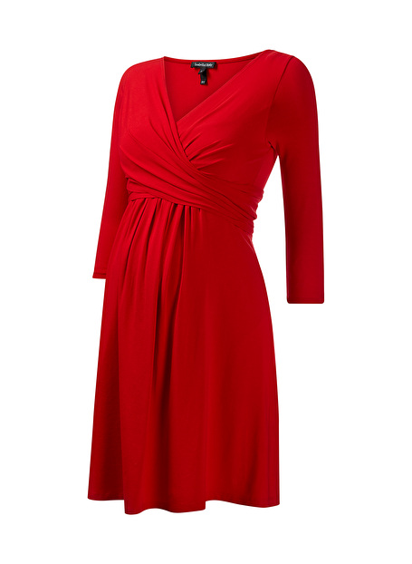 Isabella Oliver Emily Maternity/Nursing Dress-15690