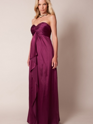 Seraphine Luxe Bess Maternity Evening Gown