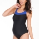 Seraphine Marine Racer Back Maternity Swimsuit