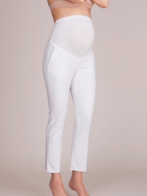 Seraphine tailored cropped trousers
