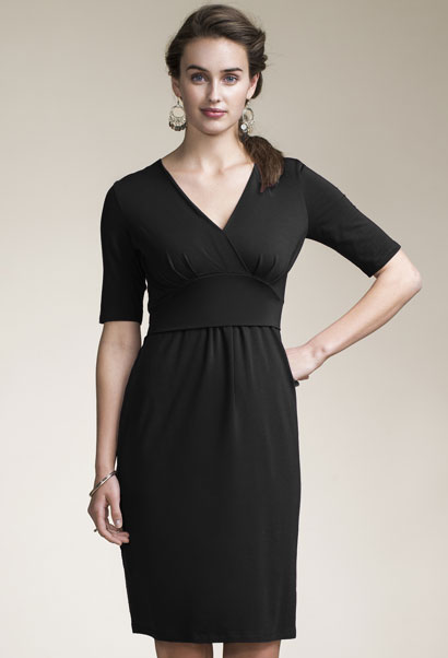 Boob Short sleeve Sophia Nursing Dress