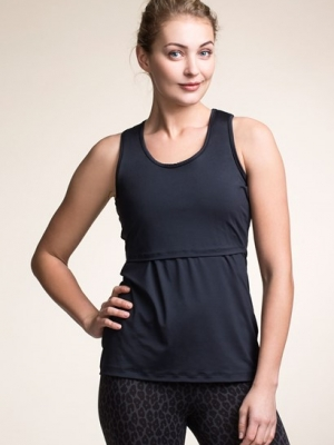 boob sports singlet for pregnancy and nursing
