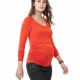 The Maternity Scoop Top by Isabella Oliver