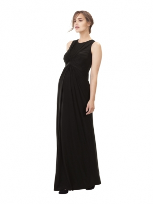 Isabella Oliver Florence Gown in fluid luxe jersey
