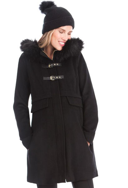 Maternity Duffel Coat