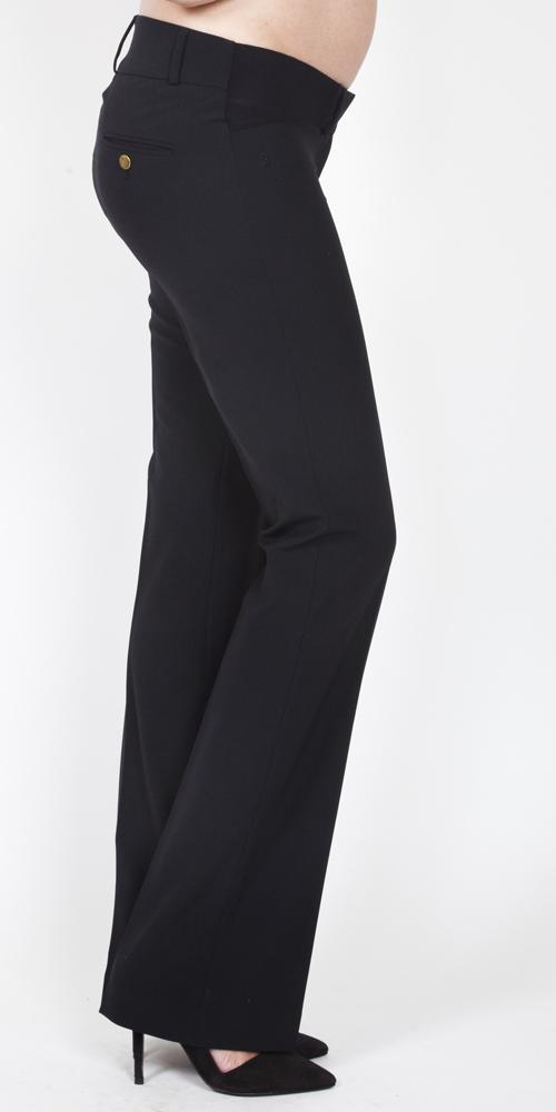 Slacks & Co. New York Classic Trousers in Seasonless Stretch Wool-14493