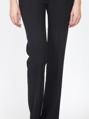 Slacks & Co. New York Classic Trousers in Seasonless Stretch Wool-0