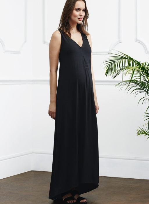 Isabella Oliver Atwell Maternity Maxi Dress-0
