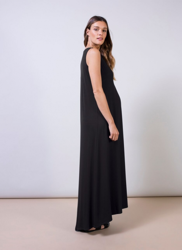 Isabella Olvier Atwell Maxi Maternity Dress