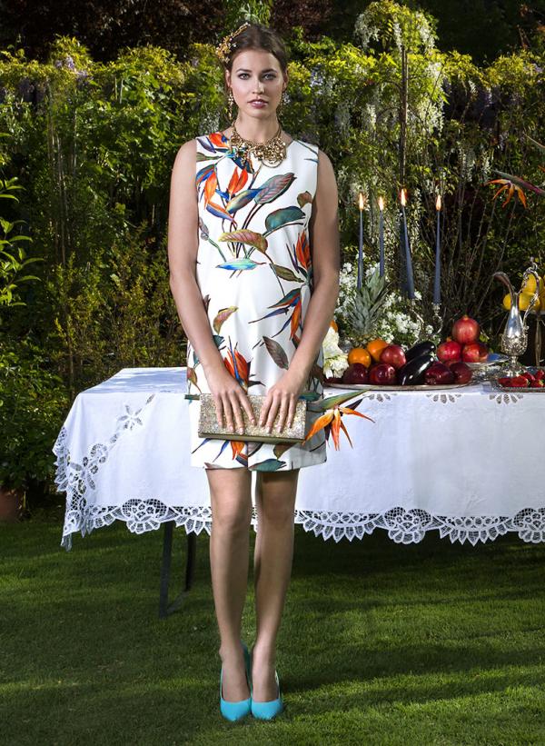 a pretty summer dress Sterilizia by Pietro Brunelli