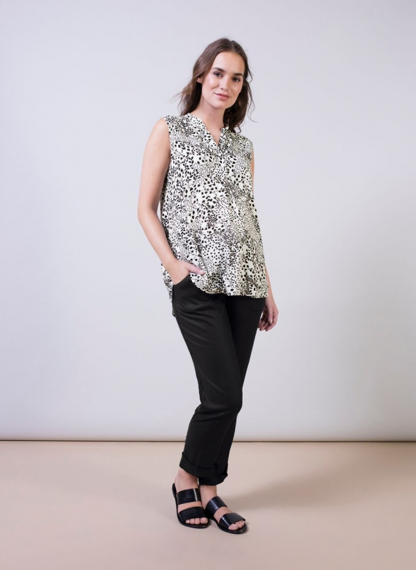 Isabella Oliver Messina Relaxed Maternity Trousers