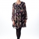 a pretty maternity dress for special occasions by Pietro Brunell