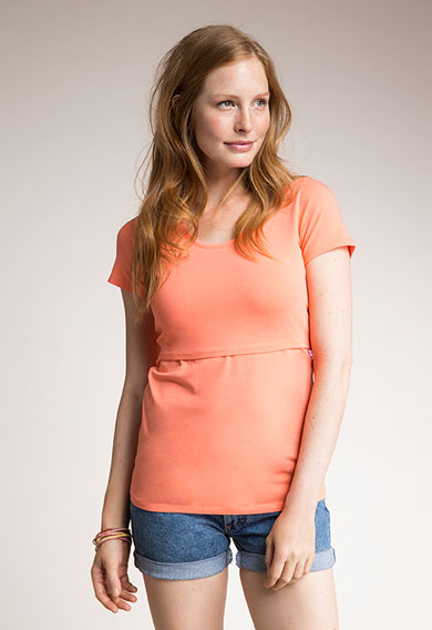 this a favourite maternity/nursing t-shirt for moms around the world