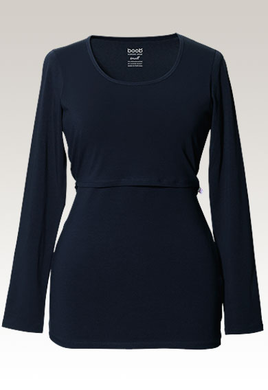 Boob classic top long sleeve in midnight