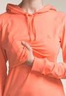 Boob's popular b-warmer hoodie for breast feeding