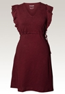 Boob Dress Alicia in Pomegranate (Maternity / Nursing)-15316