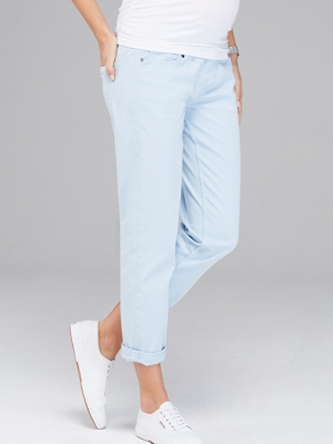 comfortable boyfriend jeans by Isabella Oliver