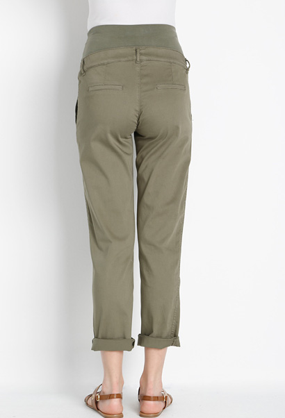 comfortable and soft maternity trousers