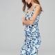 anaise maternity print dress