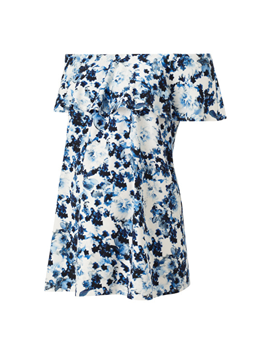 anaise floral maternity top