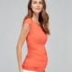 Isabella Oliver Sofia Maternity in Coral Rose
