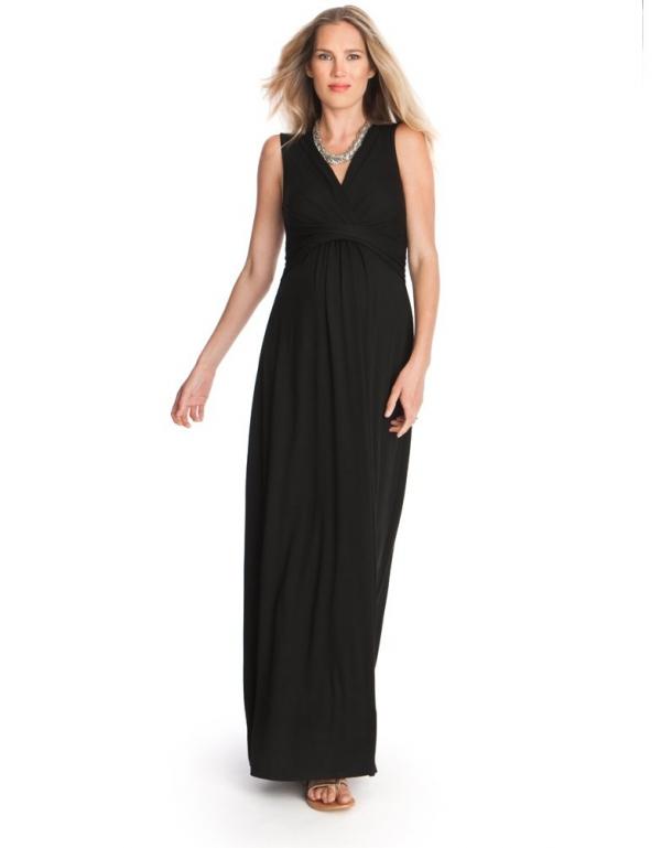 Seraphine Emory Maxi Maternity/Nursing maxi dress