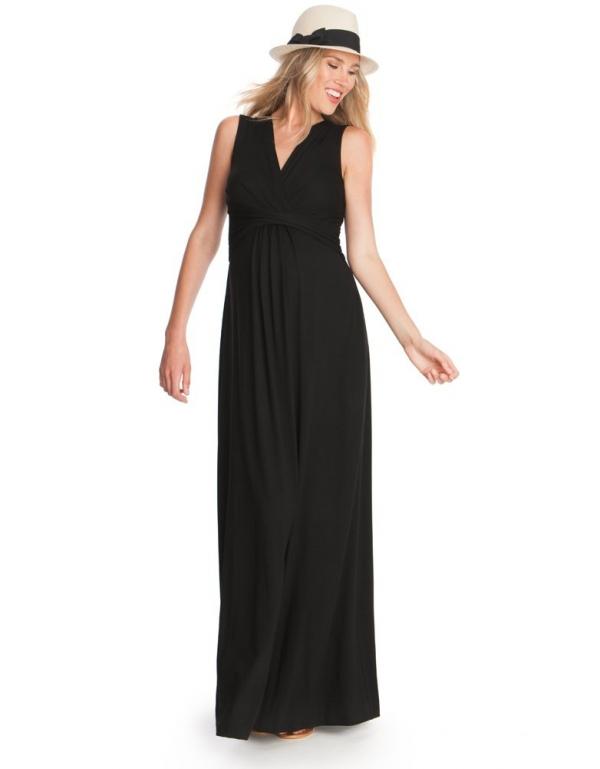 Seraphine Emory Maternity/Nursing Dress-15784