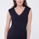 Ripe Maternity & Nursing Tank Embrace in Navy-0