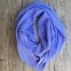 summer dip scarf in blue