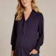 Isabella Oliver Christy Maternity Blouse in Darkest Navy-0