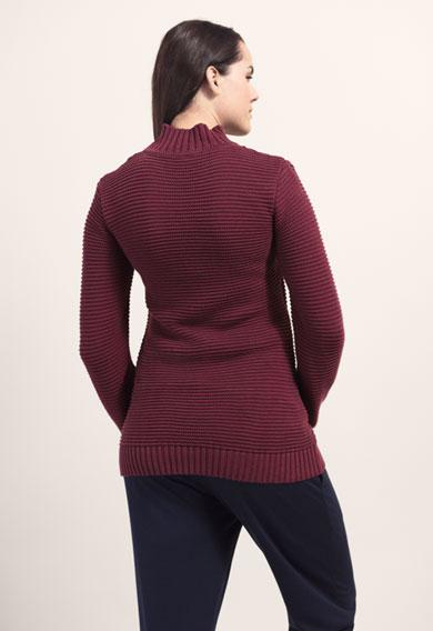 Boob Elisa Rib Knit Sweater-16134
