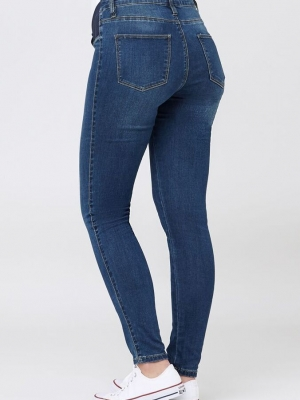 Ripe Isla Jegging in Indigo-16074
