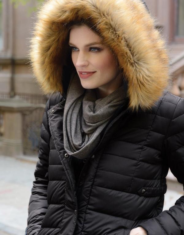 Seraphine Danya Super-Warm Down Maternity Winter Coat-16023