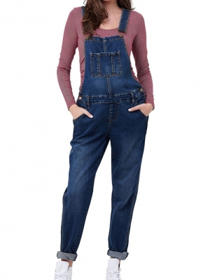 Ripe Denim Overalls-16109