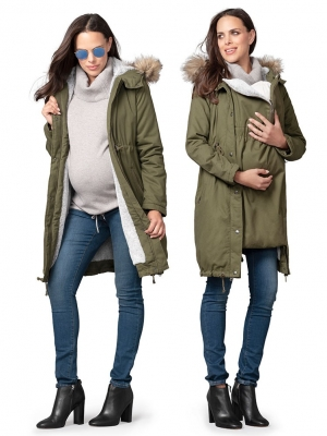 Penelope 3 in 1 Maternity Coat