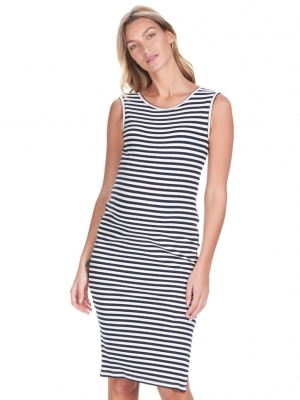 Abby Tank Maternity Dress