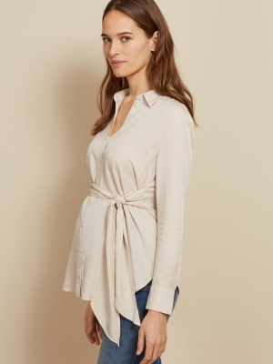 Maternity Blouse Isabella Oliver