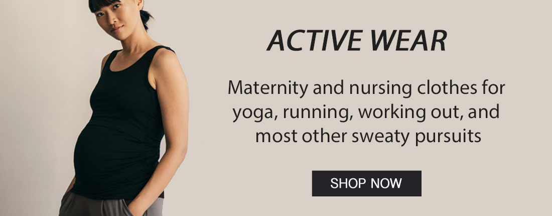 d4311bd16a6 Maternity Clothes - hautemama Maternity Clothes Nursing Clothes